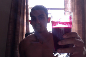 Mike Cernovich Beet juice Juice Power