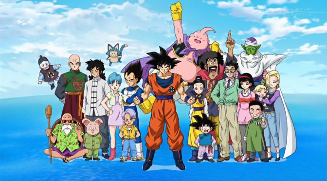 Dragon Ball Super Blog Post